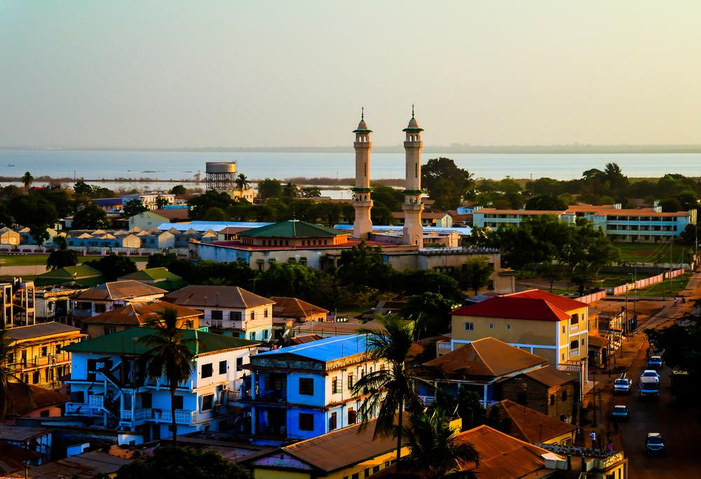 куда поехать в феврале Гамбия