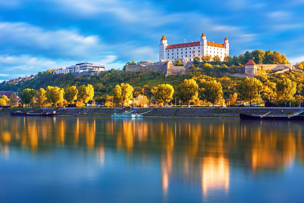 Фото Братислава