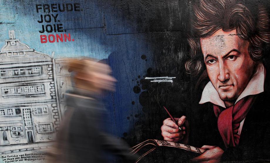 Бетховен мог потерять слух из-за вина