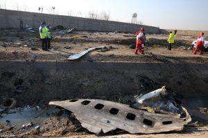 Крушение украинского самолета в Иране: подробности
