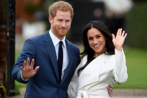 Елизавета II поддержала принца Гарри и Меган Маркл