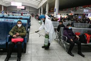 В Ухане из-за коронавируса остановлен общественный транспорт
