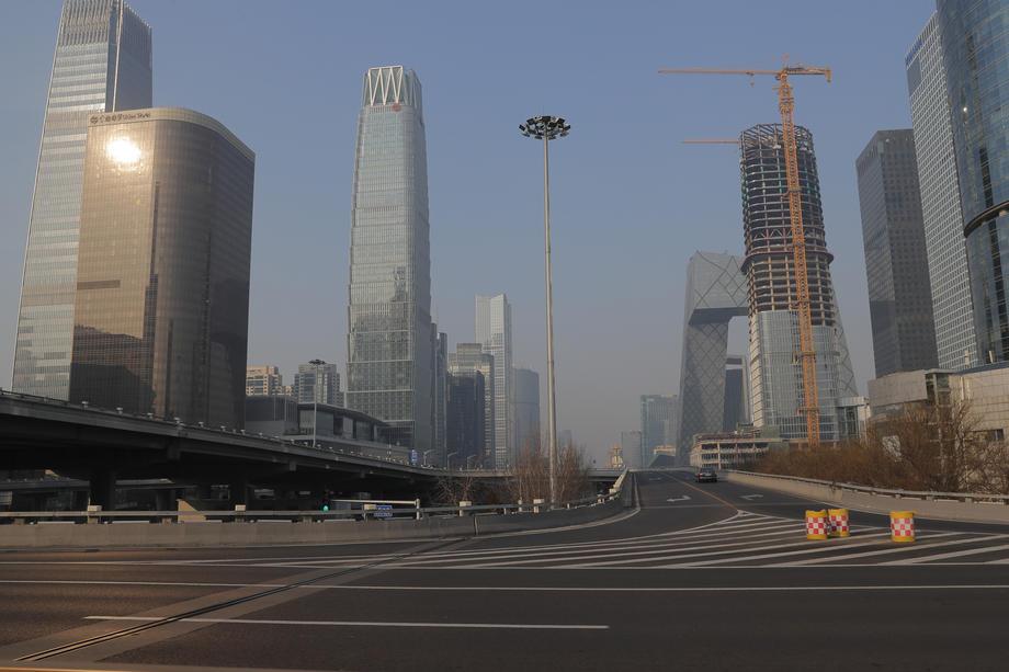В изоляции: что происходит в китайских городах при карантине.Вокруг Света. Украина