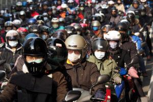 В Китае будут сажать в тюрьму за распространение нового вируса