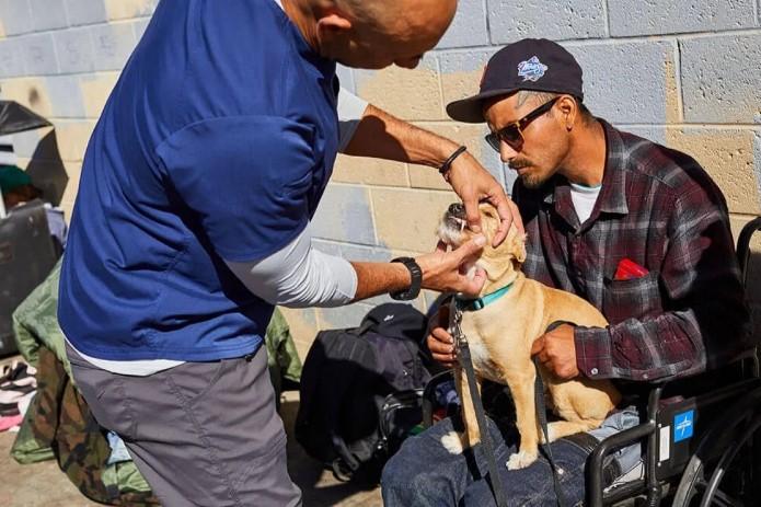 В Калифорнии создадут сеть уличных ветеринаров