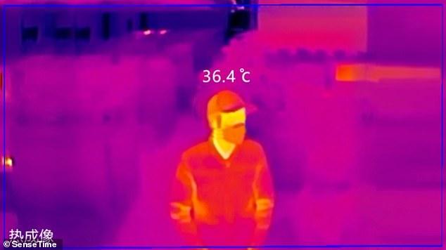 Китайские системы распознавания лиц научились идентифицировать людей даже в масках.Вокруг Света. Украина
