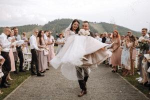 Моє 5-зіркове карпатське весілля