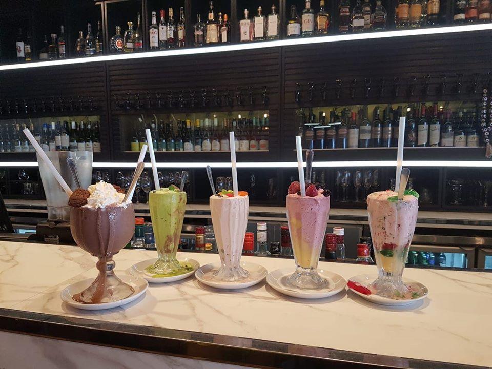Ресторан Кейптауна попал в Книгу Гиннесса благодаря молочным коктейлям.Вокруг Света. Украина