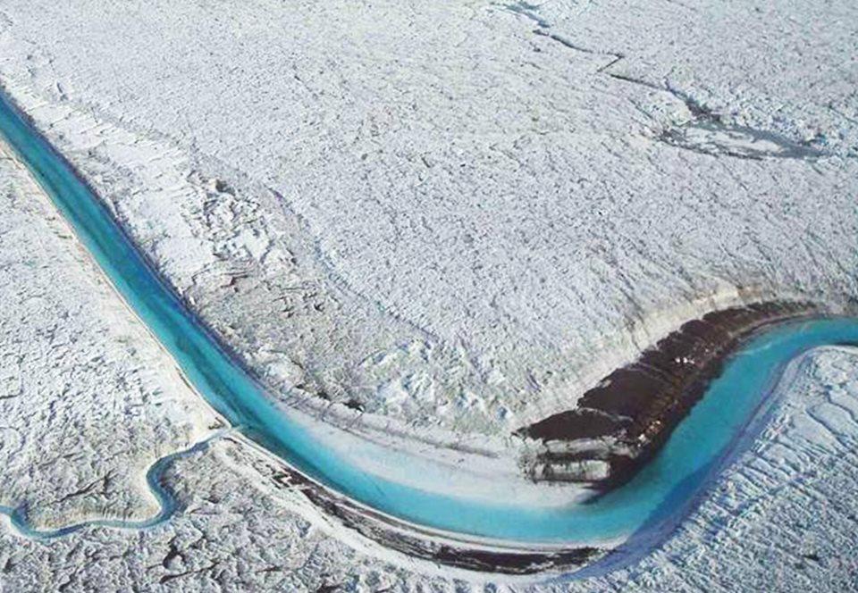 Немцы установили еще одну причину усиленного таяния льдов Гренландии.Вокруг Света. Украина