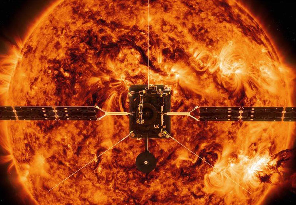 Уникальный зонд Solar Orbiter откроет тайну полюсов Солнца