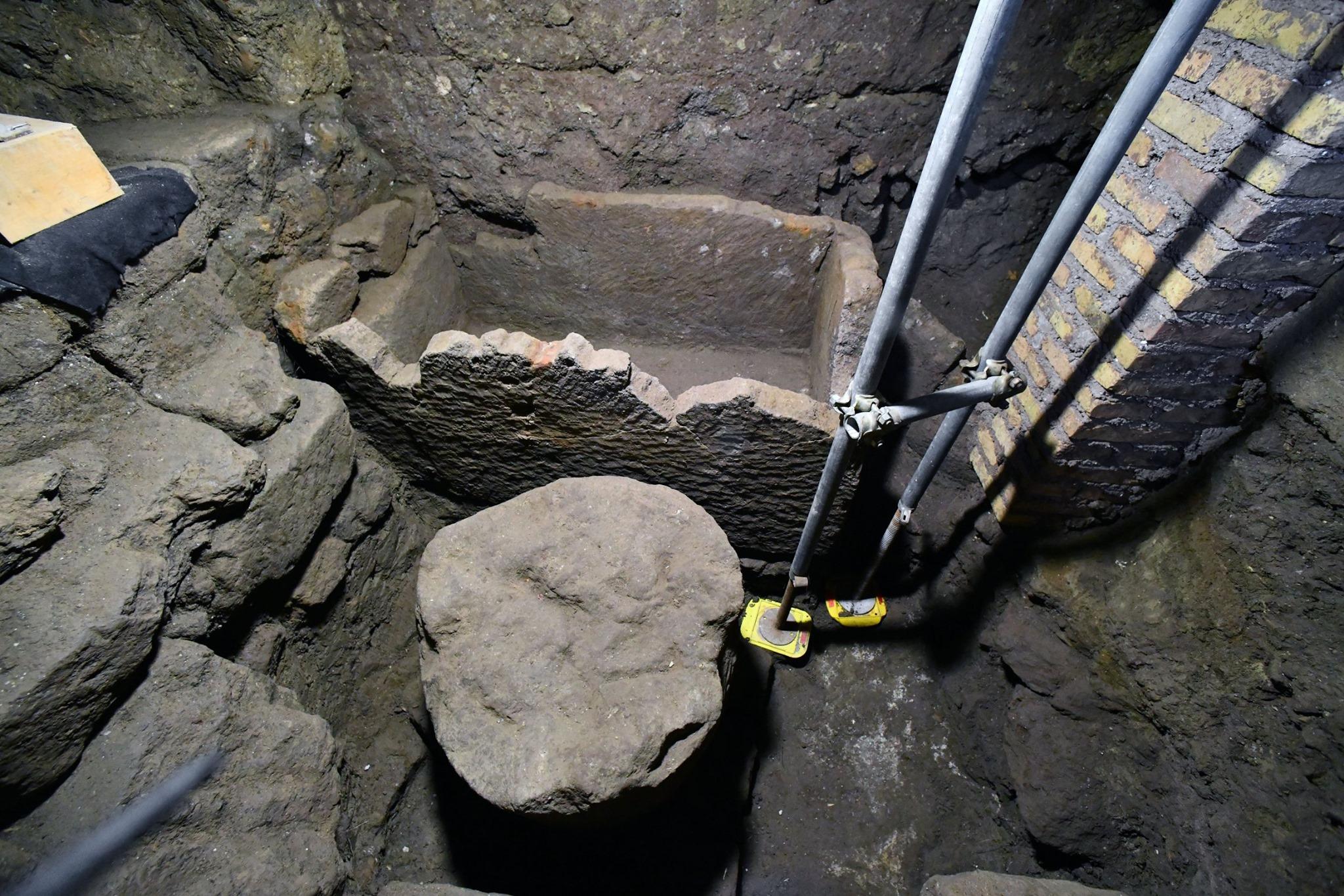 В Риме обнаружили символическую могилу легендарного основателя города царя Ромула