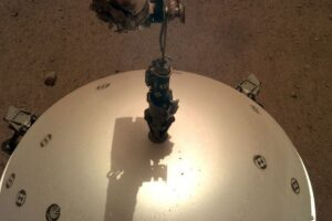 Исследователи NASA доказали, что Марс сейсмически активен