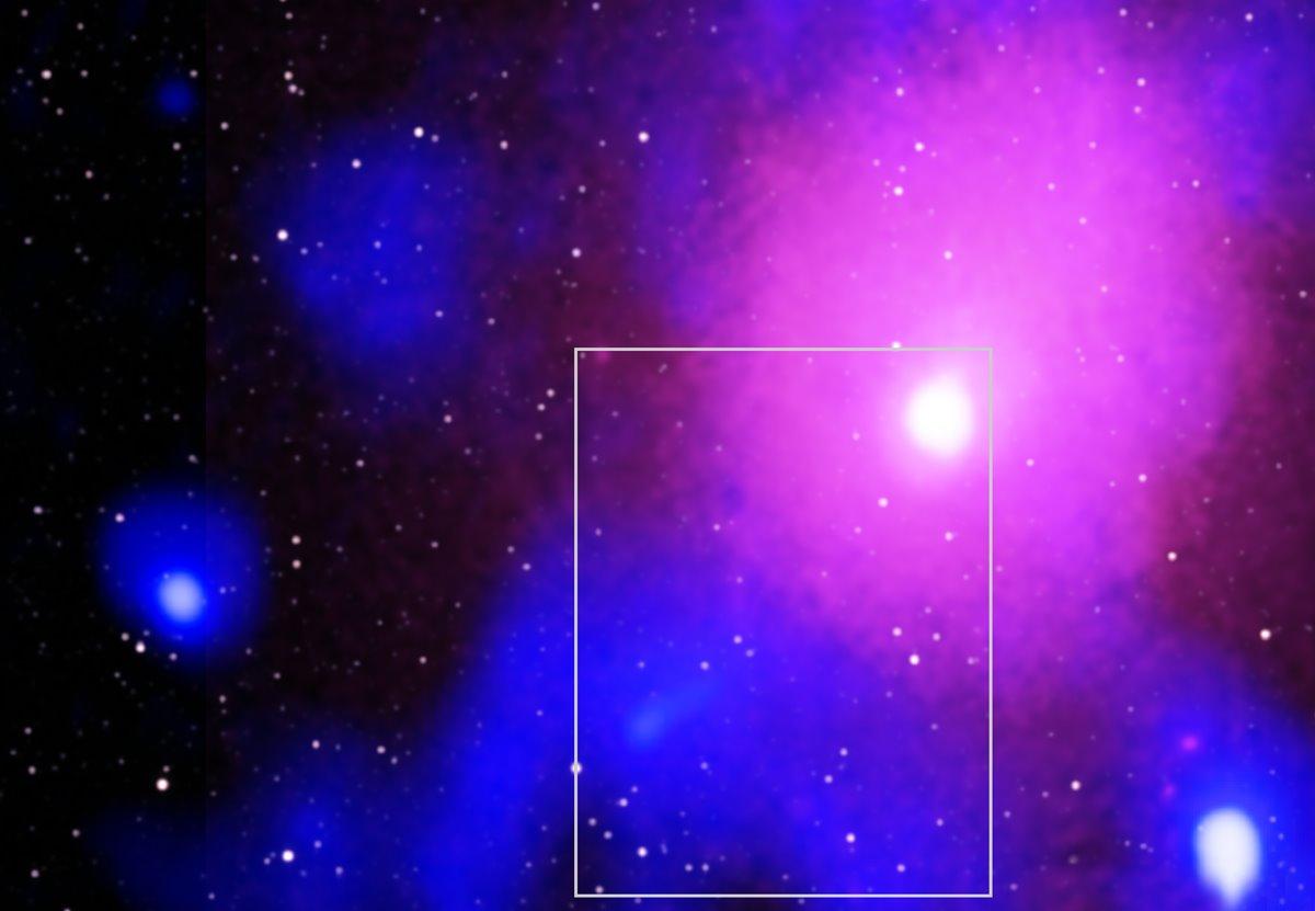 Астрономы зафиксировали рекордно огромный космический взрыв