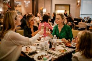 Праздничный бранч ко дню8 марта в отеле Hyatt Regency Киев