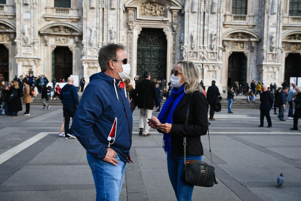 Карнавалы в Италии, включая Венецианский, отменены из-за вируса.Вокруг Света. Украина