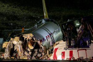 Авиакатастрофа в Стамбуле: подробности, видео