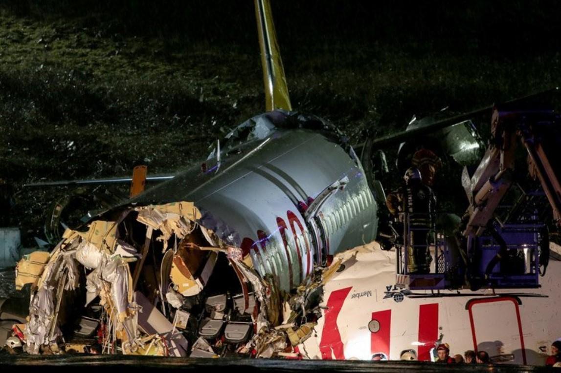 Авиакатастрофа в Стамбуле: подробности, видео.Вокруг Света. Украина