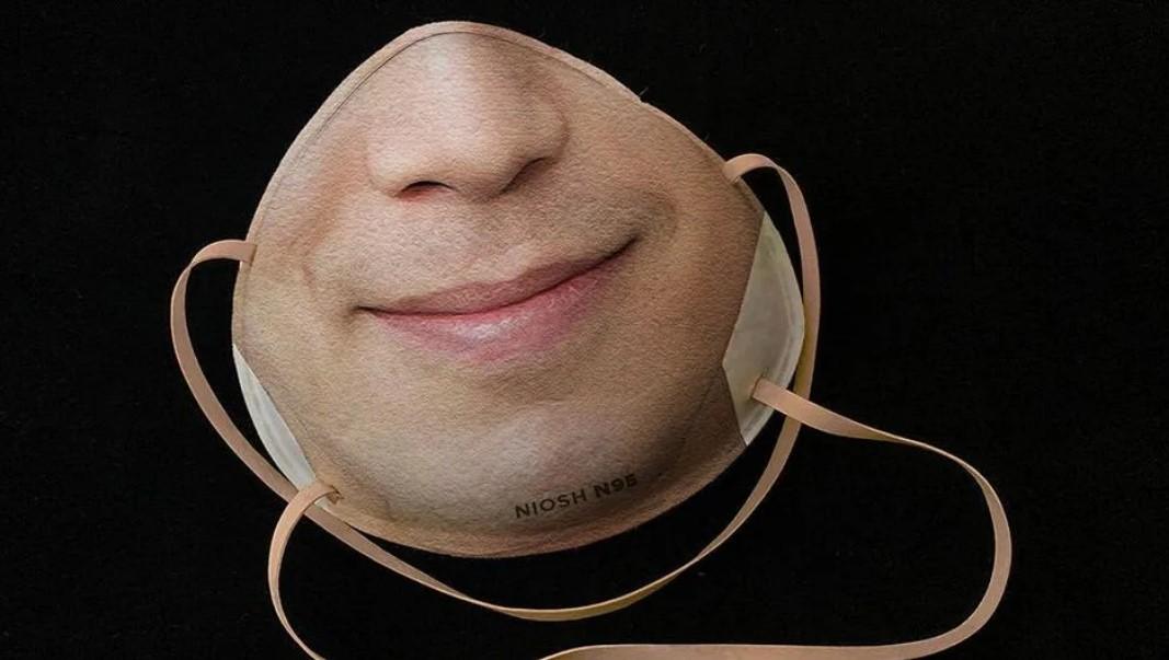 В США будут печатать лицо на защитных масках