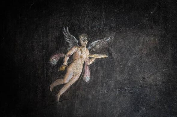 В Помпеях после реставрации открылись античные виллы.Вокруг Света. Украина
