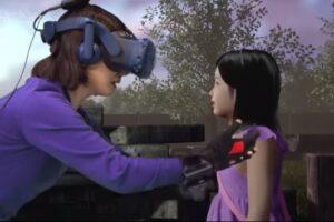 В Южной Корее мать и умершая дочь встретились в виртуальной реальности