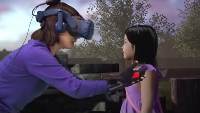 В Южной Корее мать и умершая дочь встретились в виртуальной реальности.Вокруг Света. Украина
