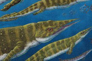 На Аляске нашли скелет неизвестного вида древних ящеров