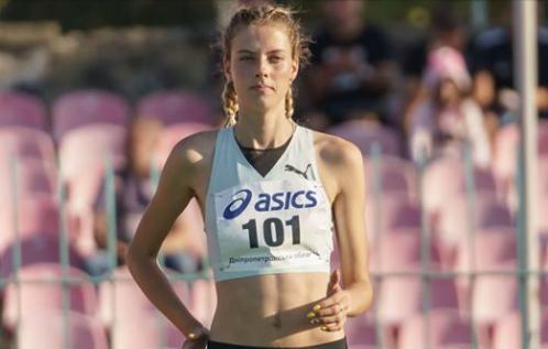 Украинская спортсменка побила свой же мировой рекорд
