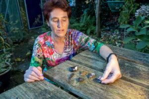 В Нидерландах медсестра нашла музейные экспонаты на пляже