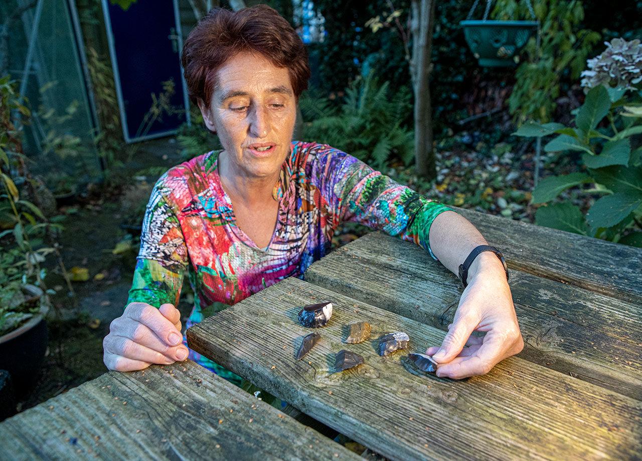 В Нидерландах медсестра нашла музейные экспонаты на пляже.Вокруг Света. Украина