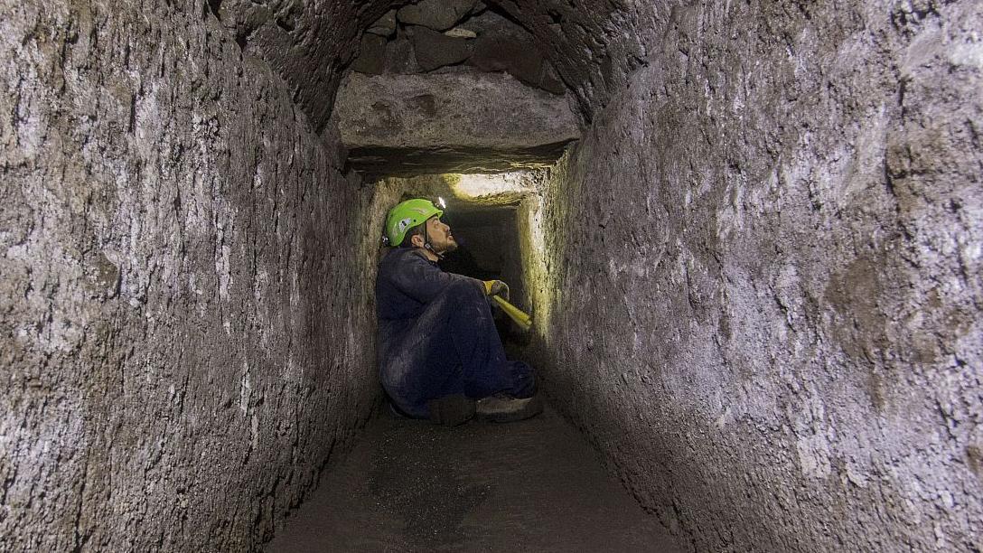 2300-летняя водосточная система Помпей будет введена в эксплуатацию.Вокруг Света. Украина