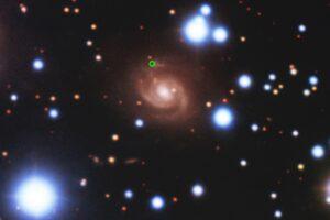 Астрономы зафиксировали регулярно повторяющийся радиосигнал из дальнего космоса