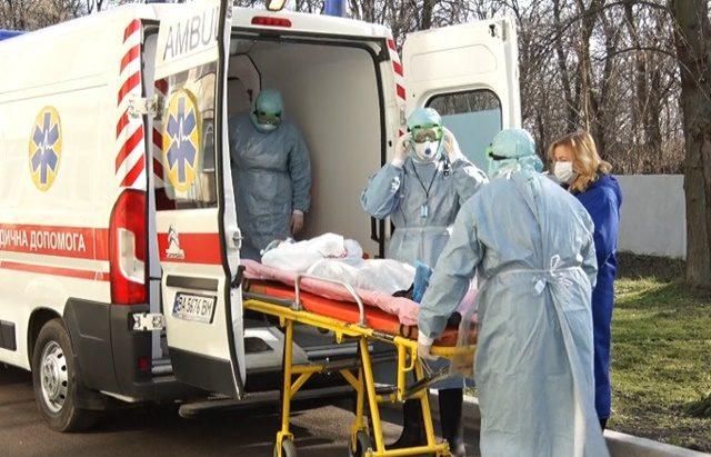В Закарпатье госпитализировали украинца с подозрением на коронавирус
