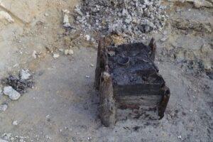 В Чехии обнаружили старейшую деревянную конструкцию в мире