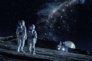 NASA ищет астронавтов для полета на Луну
