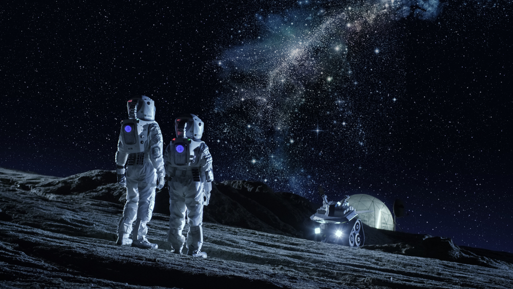 NASA ищет астронавтов для полета на Луну.Вокруг Света. Украина