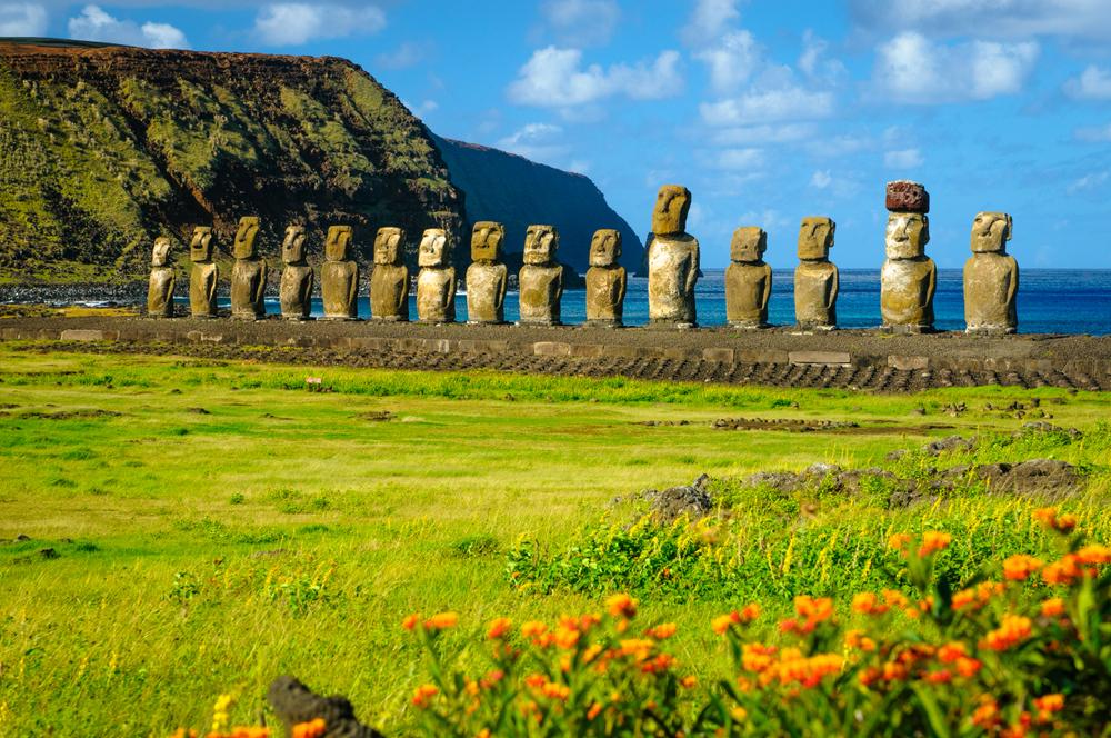 Археологи выяснили, когда на острове Пасхи исчезли скульпторы.Вокруг Света. Украина