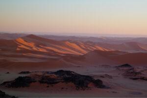 Рыба была основой рациона людей, населявших пустыню Сахару 10 тысяч лет назад