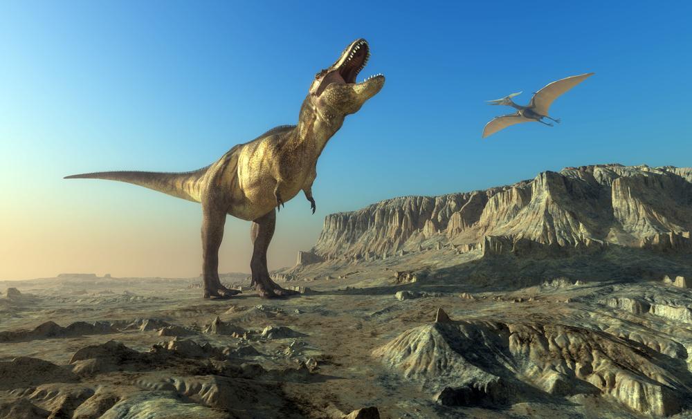 В хвосте динозавра найдена редкая человеческая болезнь