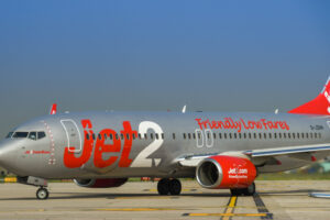 Женщину, пытавшуюся открыть дверь самолета в воздухе, посадят на 2 года