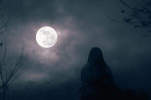 Землян ожидает лишнее полнолуние на Хеллоуин