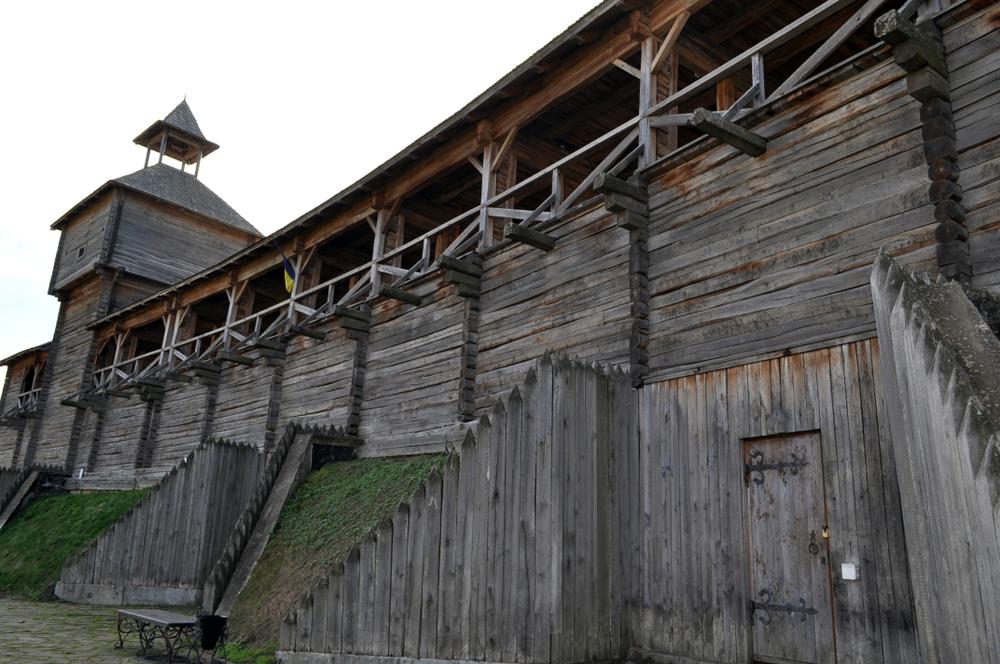 Батурин крепость