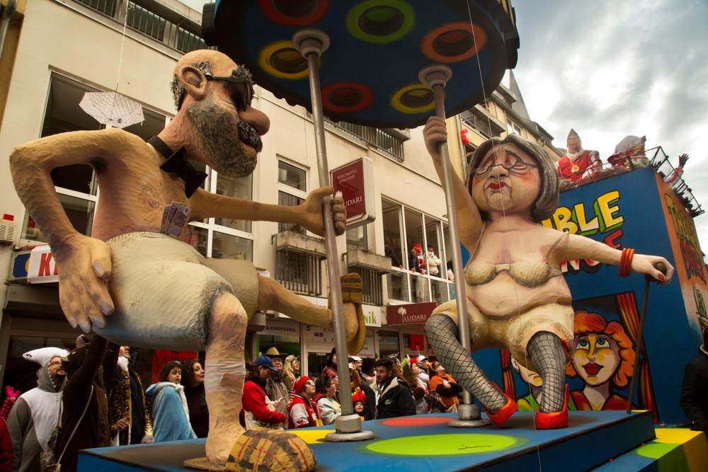 карнавал Кельн