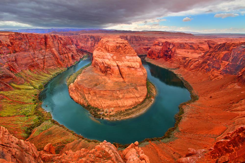 Река Колорадо стремительно высыхает и может исчезнуть совсем