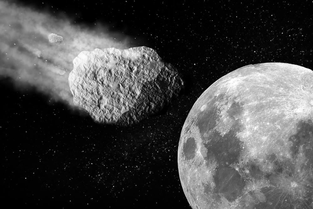 Астрономы открыли двойной астероид