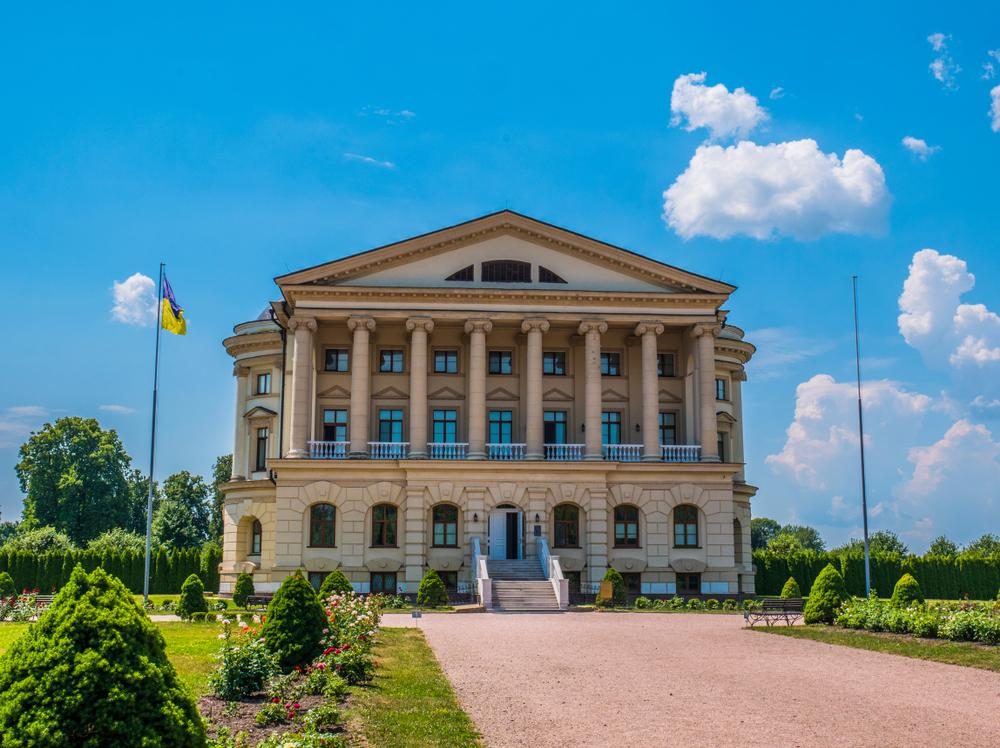 дворец Розумовских Батурин