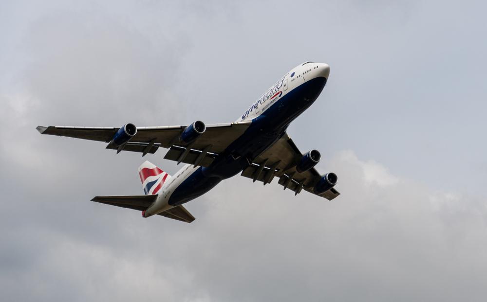 Рекордный перелет: из Лондона до Нью-Йорка за 5 часов благодаря урагану
