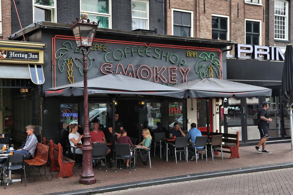В Амстердаме запретят продавать каннабис туристам.Вокруг Света. Украина