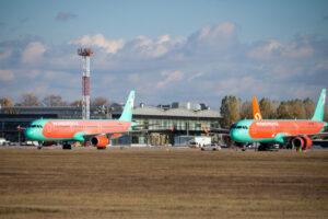 Николаевский аэропорт начал продажу билетов на первый рейс в Киев