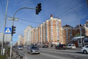 В Киеве началась метеорологическая весна