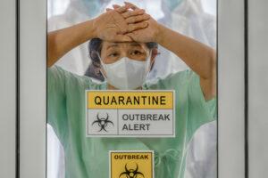 Пик эпидемии коронавируса прошел — ВОЗ